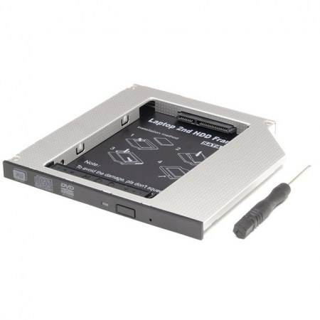 Universal-2nd-HDD-Caddy-9-5mm-SATA-3-0-Slim-SATA-III-Hard-Drive-Optibay-Adapter.jpg_640x640